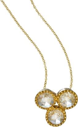 Sethi Couture Diamond Pendant Necklace
