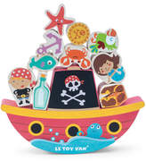 Le Toy Van Pirate Balancing Early Learning Game