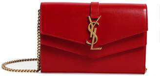 Saint Laurent Sulpice Chain Wallet
