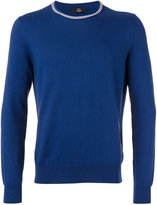 Fay long sleeved sweater - men - Cotton - 48