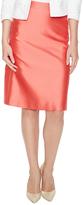 LK Bennett Bally Wool Silk A-Line Skirt