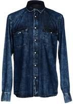 M.Grifoni Denim Denim shirts - Item 42602105