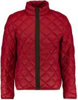 Benetton Down jacket bordeaux
