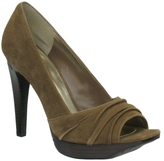 Js By Jessica Tyga Rouched Platform Pump