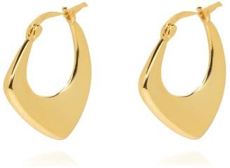 Coco Mango Jewellery Brianna Chunky Gold Earrings