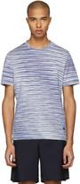 Missoni Blue Striped T-shirt