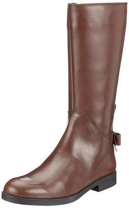 Geox Girl's Jr Agata A Ankle Riding Boots
