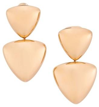 Vhernier Freccia 18K Rose Gold Drop Earrings
