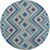 Kas Donny Osmond Harmony by Accents Round Rug