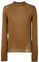 Maison Margiela distressed knit sweater