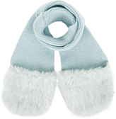 Monsoon Fluffy Pocket Scarf