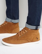 Polo Ralph Lauren Odie Suede Chukka Boots