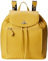 Vivienne Westwood Leather Rucksack