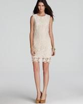 Joie Dress - Vionne Crochet Lace
