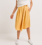Promod Paper bag skirt