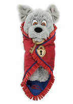 Disney Disney's Babies Jailor Dog Plush with Blanket - Pirates of the Caribbean - Small - 10''
