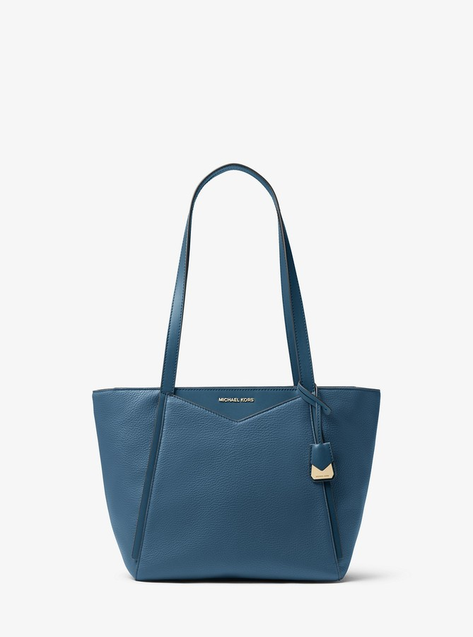 e4dcb45a08efc1 MICHAEL Michael Kors Blue Tote Bags - ShopStyle
