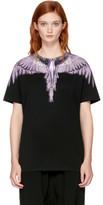 Marcelo Burlon County of Milan Ssense Exclusive Black Malon T-shirt