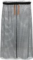 No.21 mesh skirt