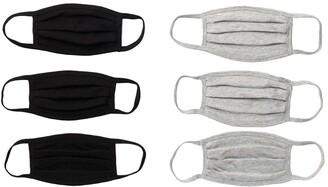 Nordstrom Washable Adult Face Masks (Unisex) - Set of 6