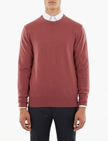 Éditions MR Rose Cashmere-Blend Sweater