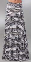 Long Full Skirt