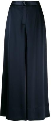 Talbot Runhof Gilia cropped trousers