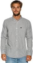 RVCA That'll Do Plaid 2 Ls Shirt