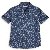 Appaman Toddler's, Little Boy's & Boy's Toolbox Patterned Shirt