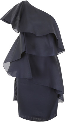 Lanvin Ruffled Dress