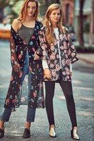 Kimchi & Blue Kimchi Blue Linda Lynn Long-Sleeve Sheer Maxi Dress