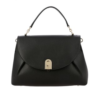 Furla Handbag Handbag In Textured Leather