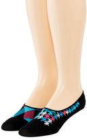Jf J.Ferrar JF Mens 2-pk. Liner Socks
