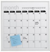 Container Store Magnetic Monthly Planner