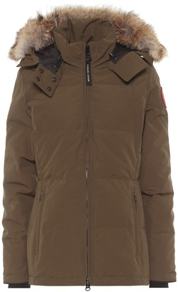 Canada Goose Chelsea fur-trimmed down parka