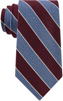 Club Room Men's Heather Stripe Tie, Only at Macy's