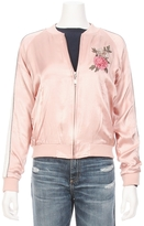 EI8HT DREAMS Floral Bomber Jacket