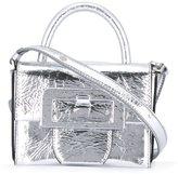 Maison Margiela mini buckle detail crossbody bag