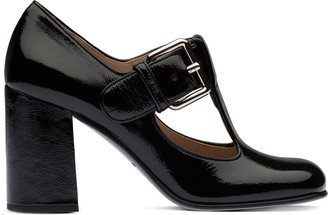 Miu Miu buckle fastening Mary Jane pumps
