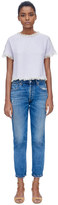 Rebecca Taylor Citizens of Humanity Liya Hi Rise Classic Crop
