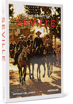 Assouline In The Spirit Of Seville Hardcover Book - Brown