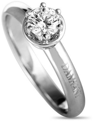Damiani 18K 0.45 Ct. Tw. Diamond Ring