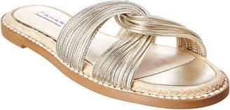 Tahari Cailyn Leather Sandal