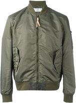 Closed arm pocket bomber jacket - men - Nylon - S