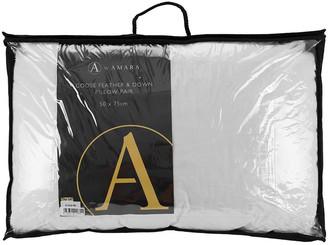 A By Amara A by AMARA - Goose Feather & Down Pillow Pair