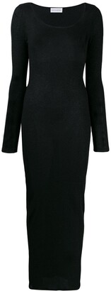 Faith Connexion long-sleeve fitted dress