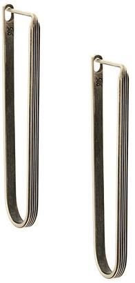 Werkstatt:Munchen Vintage Style Earrings