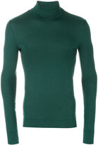 Calvin Klein knitted roll-neck sweater
