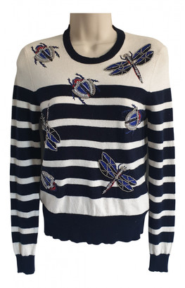 Sass & Bide Navy Wool Knitwear