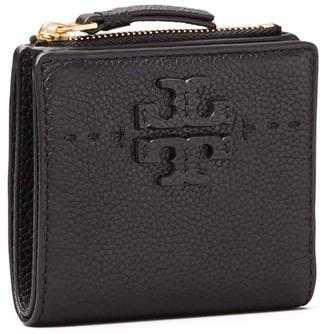 Tory Burch Mcgraw Bi-Fold Mini Wallet